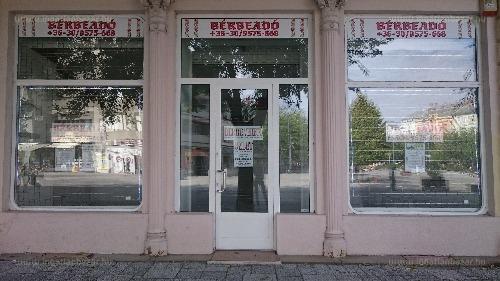 Belváros, Szombathely, ingatlan, kiadó, Üzleti ingatlan, 126 m2, 1 Ft