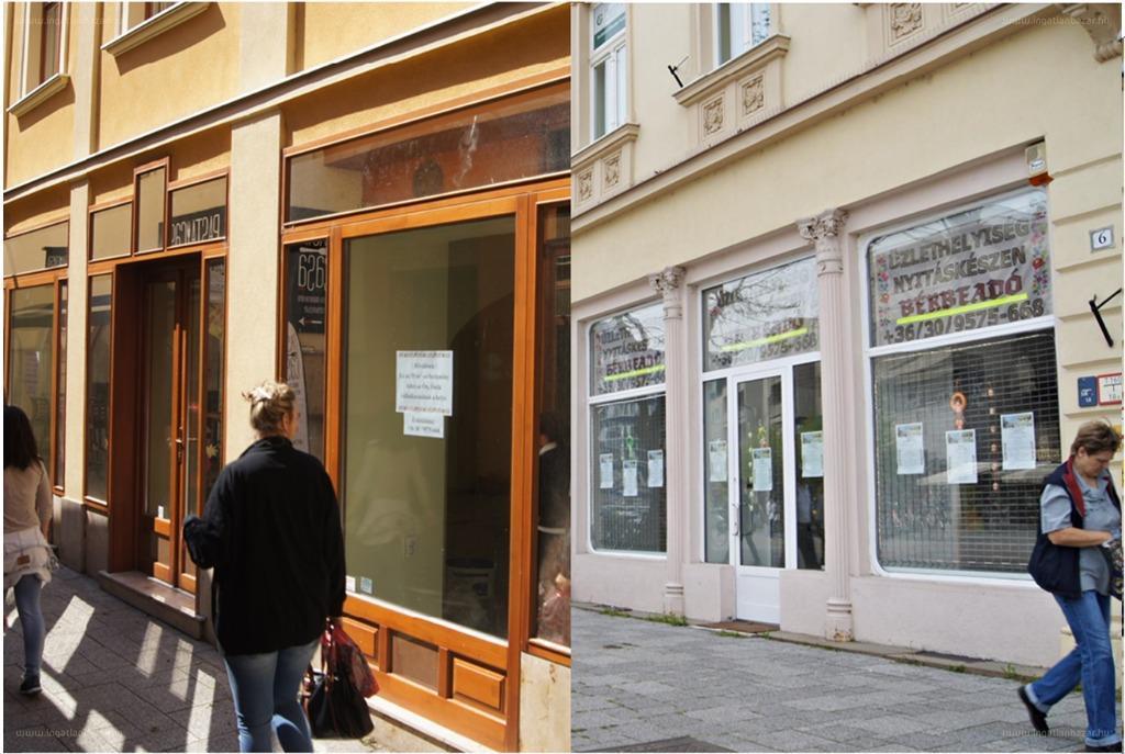 Belváros, Szombathely, ingatlan, kiadó, Üzleti ingatlan, 128 m2, 1 Ft