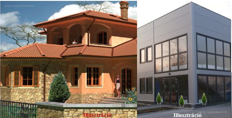 Belváros, Szombathely, ingatlan, eladó, telek, 3.000 m2, 1 Ft