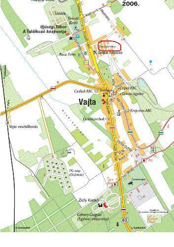 Vajta, Sárbogárdi kistérség, ingatlan, eladó, telek, 648 m2, 2.500.000 Ft